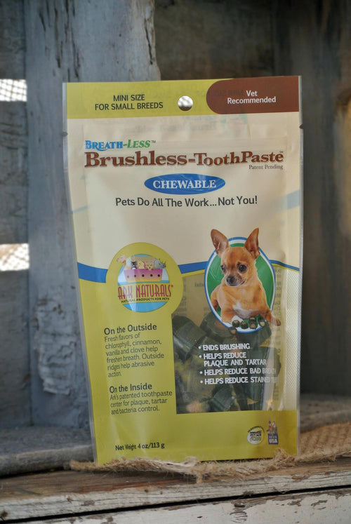 Ark Naturals® Breath-Less Brushless™ -- Mini