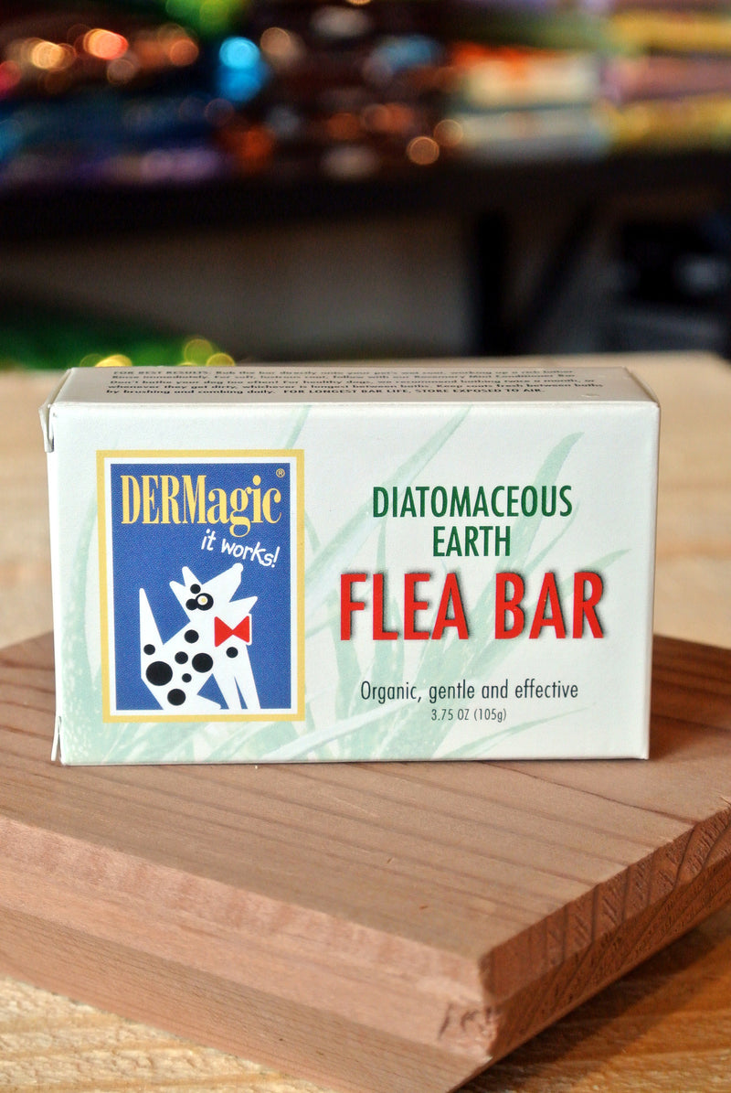 DERMagic Organic Flea Bar