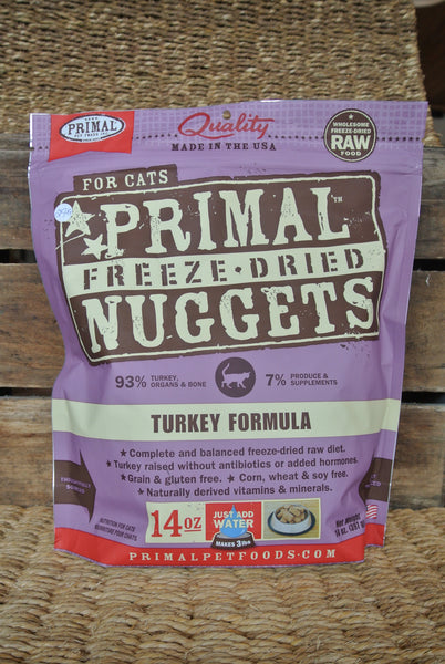 Primal Freeze Dried for Cats 14oz