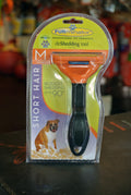 FURminator® Short Hair deShedding Tool -- Medium Dogs