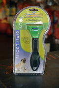 FURminator® Short Hair deShedding Tool -- Small Dogs
