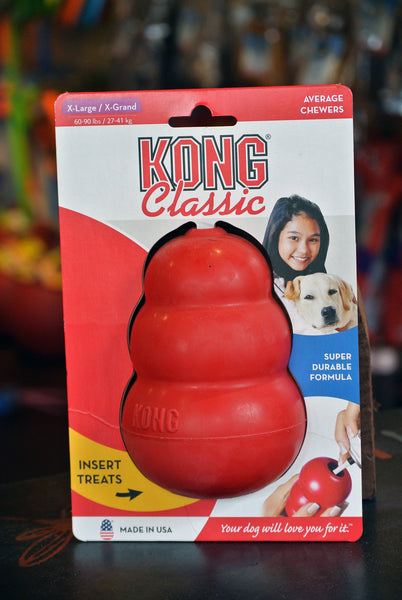 Kong® Classic Chew Toy -- X-Large