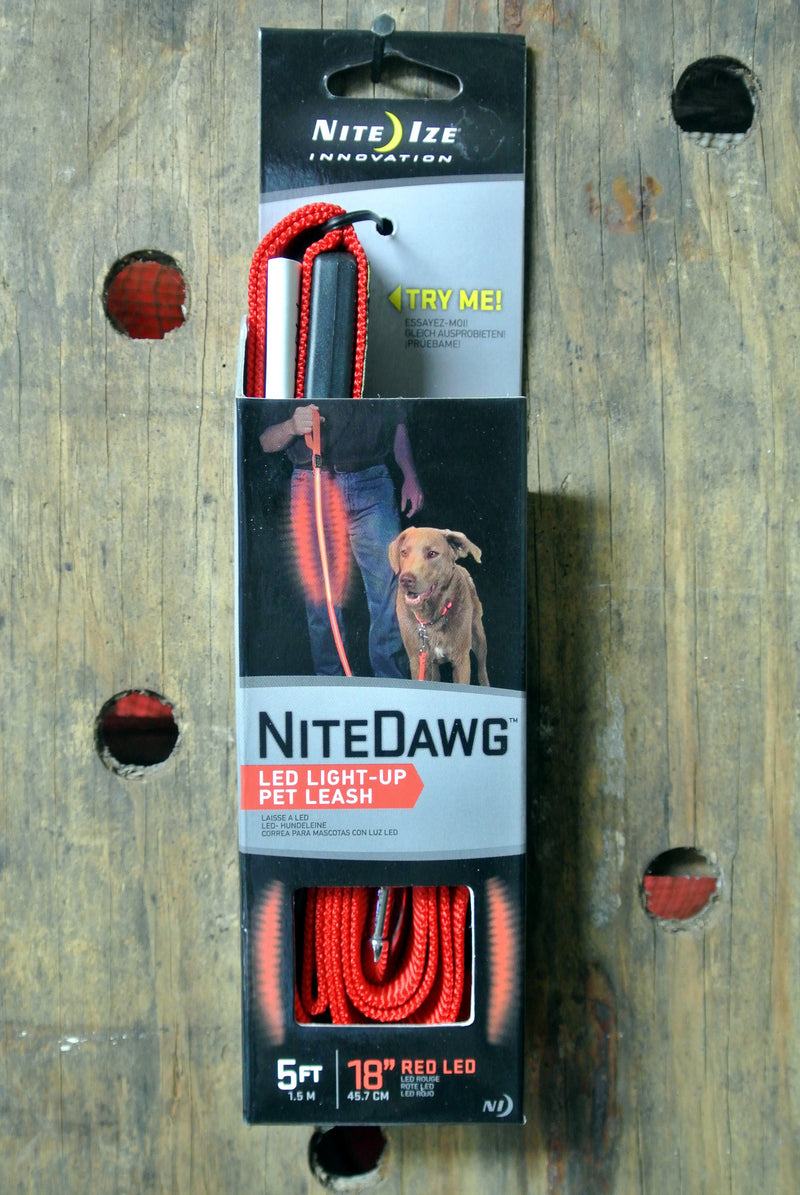 Nite Ize NiteDawg LED Leash