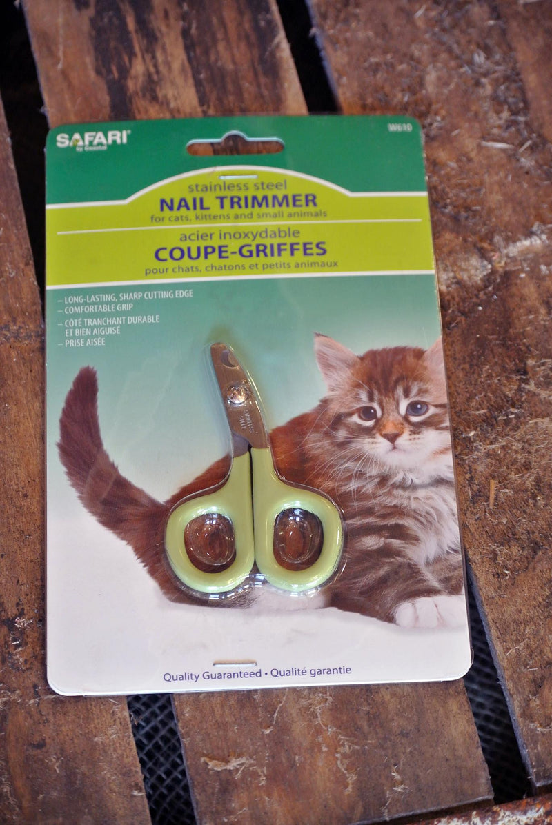 Safari® Nail Clippers for Cats