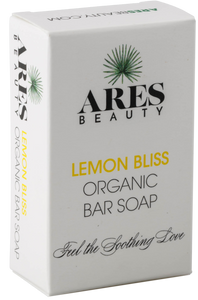 Lemon Bliss Organic Bar Soap
