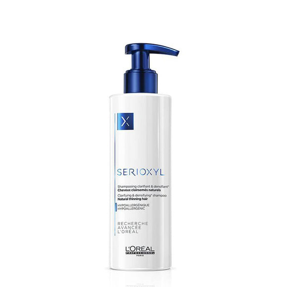 Shampooing cheveux naturels - Serioxyl -  250ml