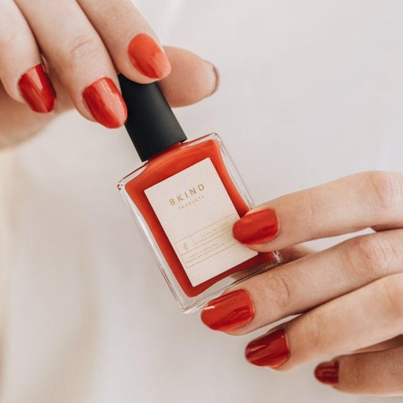 Vernis à ongles non toxique Fire - Bkind