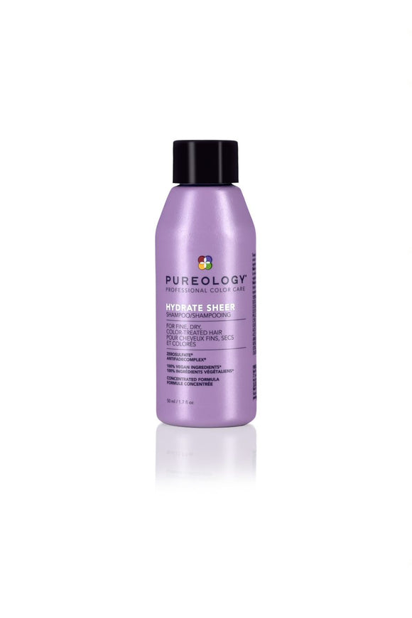 Hydrate sheer (cheveux fins) Shampooing - Pureology - 50ml