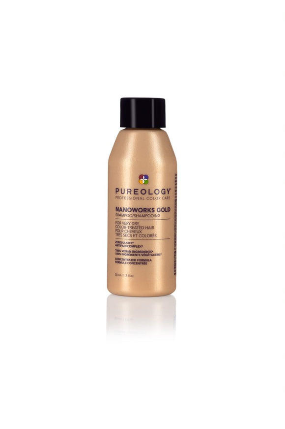 Nanoworks Gold Shampooing Pureology - 50 ml