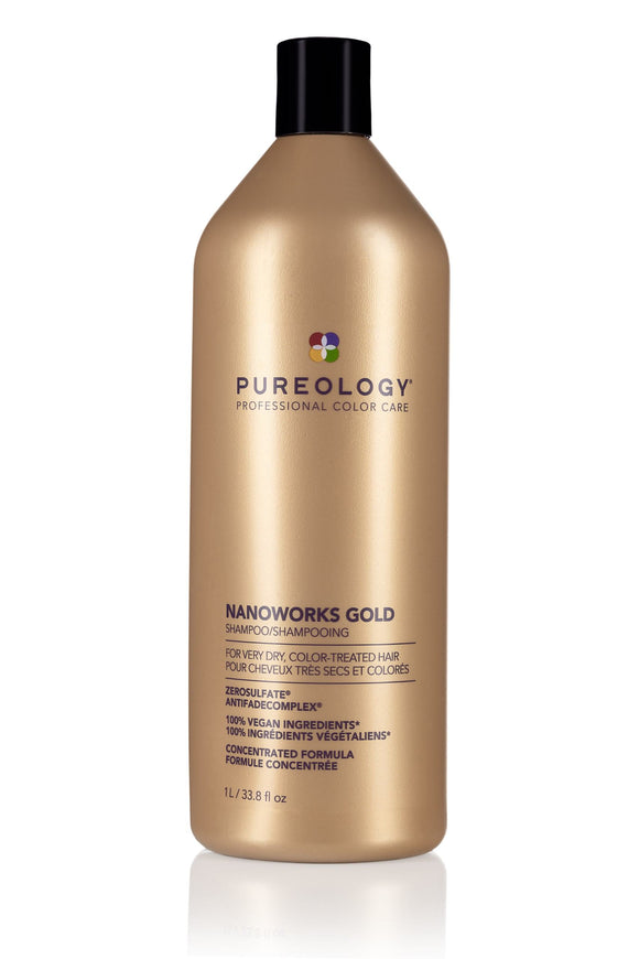 Nanoworks Gold Shampooing - Pureology -  1L