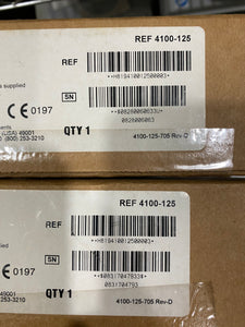 4100-125 Pin Collet NEW IN BOX