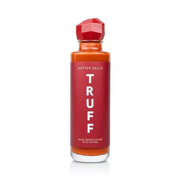 Truff Black Truffle Infused Hotter Sauce