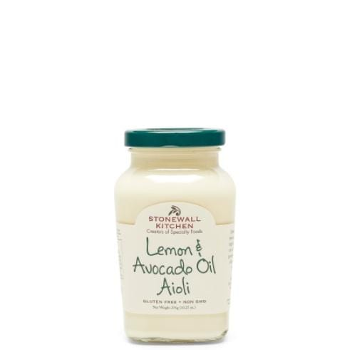 Lemon & Avocado Oil Aioli