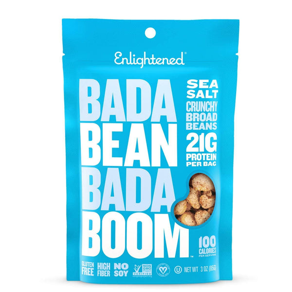 Enlightened Bada Bean Bada Boom Sea Salt
