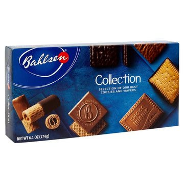 Bahlsen Chocolate Cookies & Wafers Collection