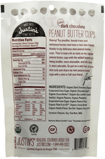 Justin's Organic Dark Chocolate Mini Peanut Butter Cups