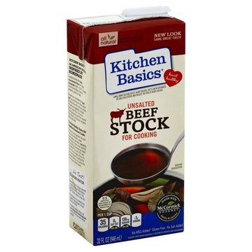 Kitchen Basics Unsalted Beef Stock