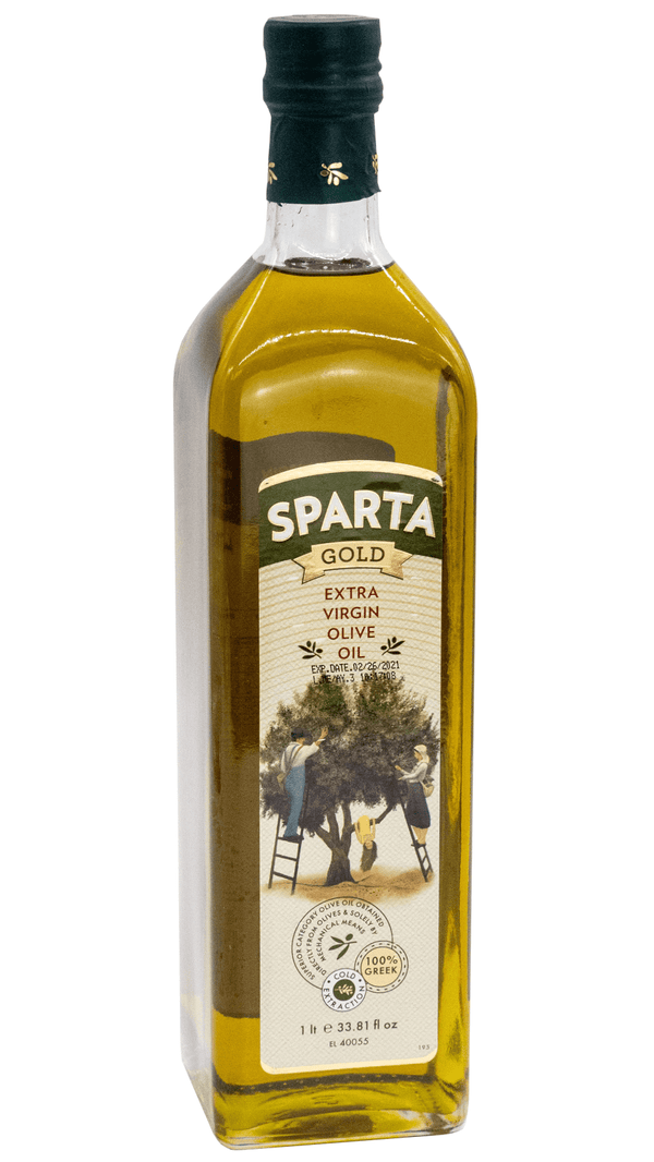 Sparta Extra Virgin Olive Oil