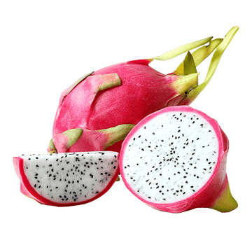 White Flesh Dragonfruits