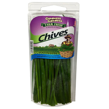 Organic Chives