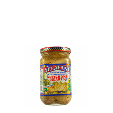 Sclafini Marinated Artichoke Hearts