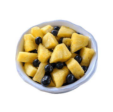 Pinapple & Blueberry Medley