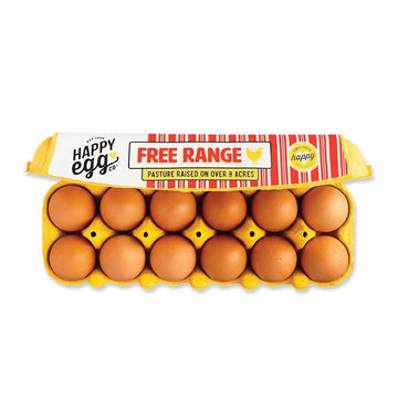 Happy Egg Co Free Range Eggs