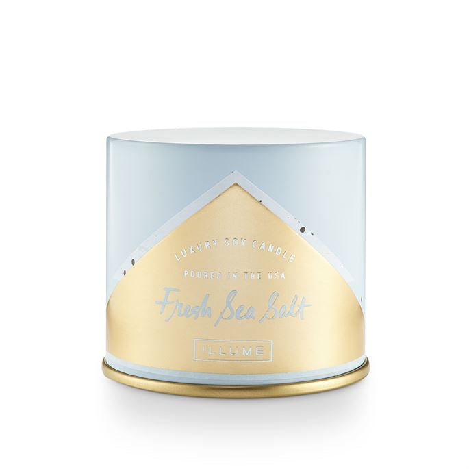 Illume Candle Vanity Tin Fresh Sea Salt