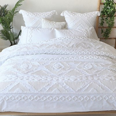 Raitha Duvet Cover & 2 Shams
