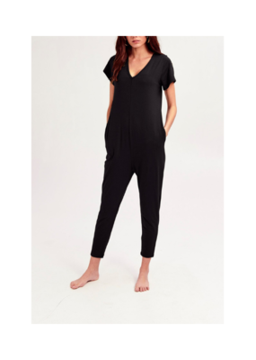 Smash & Tess Sunday Romper Black