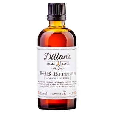 Dillon's Small Batch Distillers Aromatic Bitters