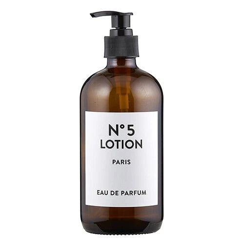 Lotion Ambre Bottle