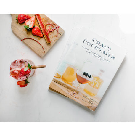 Dillion's Craft Cocktail Book