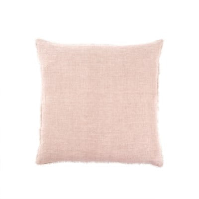 Linen Pillow Soft Pink