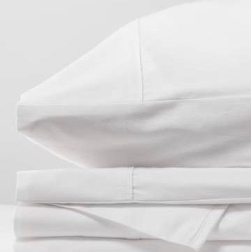 White Terry Sheet Sets