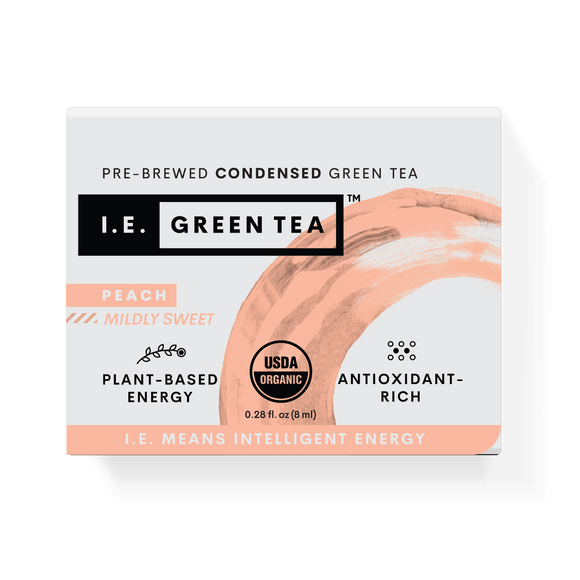 Peach Green Tea Organic