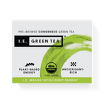 Caffeinated organic green tea our most energizing tea