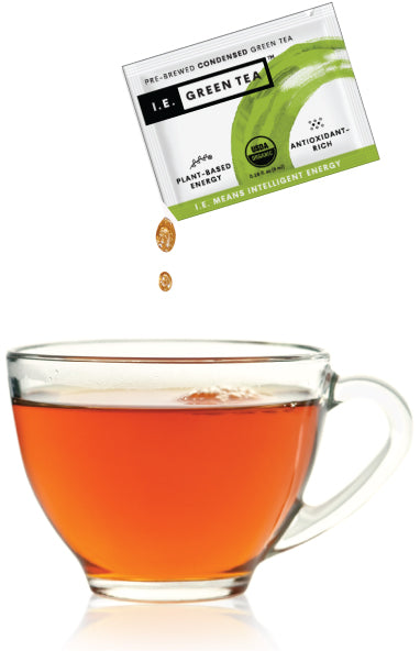 Decaf green tea organic for hot green tea