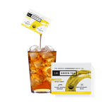 Iced lemon green tea organic green tea packets