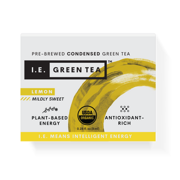 Lemon Green Tea (8 servings per box)