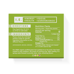 Description of I.E. Green Tea Variety Box