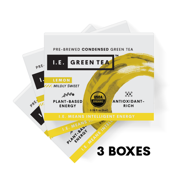 Green tea with lemon multi buy green tea packets