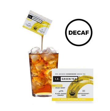 Decaffeinated Lemon Green Tea (8 servings per box)