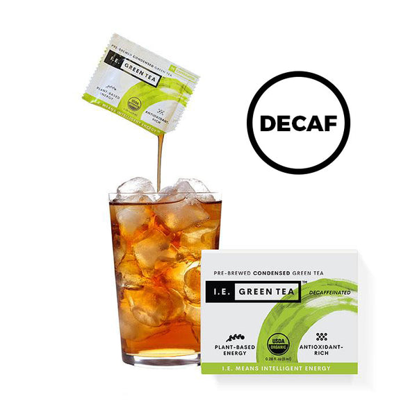 Pure Decaffeinated Green Tea (8 servings per box)