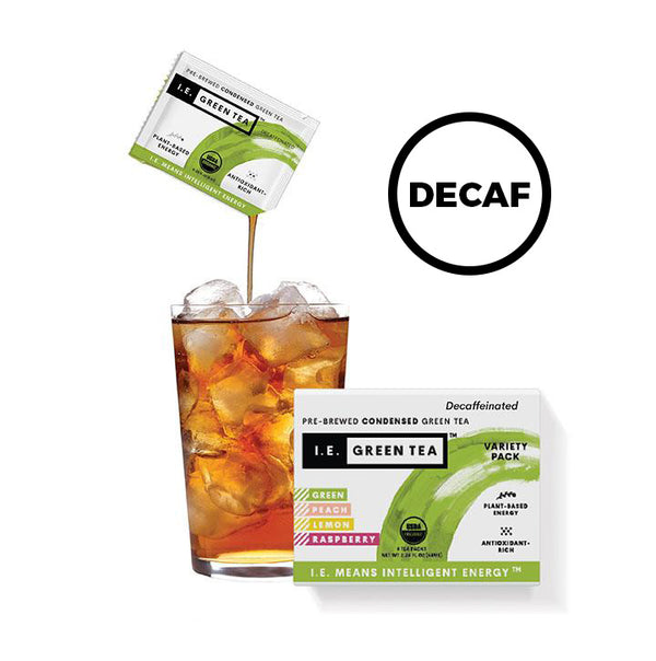 Decaffeinated Variety Pack (8 servings per box)