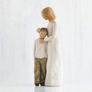 [Willow Tree Mother and Son, Sculpted Hand-Painted Figure] - YouYouGO