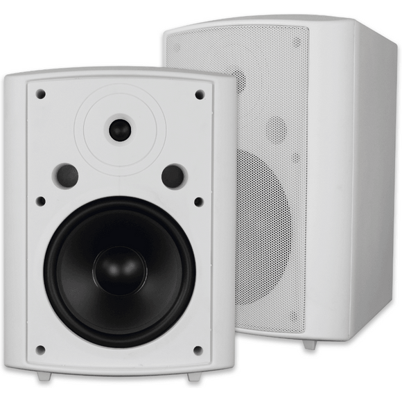 2-Way Wall Mount Speaker Set, - Man Enterprises LTD