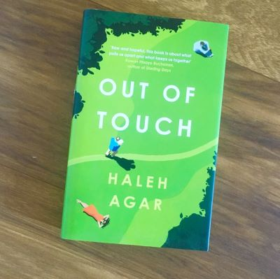 LIFE RAFT VI: HALEH AGAR DISCUSSES HER DEBUT OUT OF TOUCH