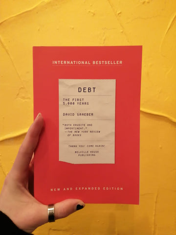 debt firts 5000years