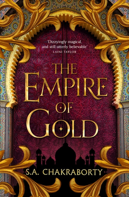 The Empire of Gold : 3-9780008239497